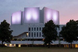Alvar Aallon suunnittelema Finlandia -talo